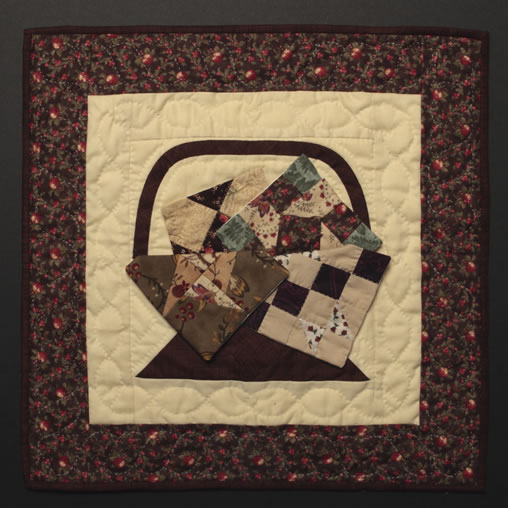basket quilt block Free Quilt Patterns