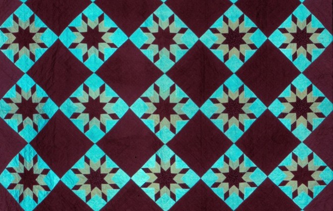blazing star quilt pattern | Free Quilt Patterns : blazing star quilt - Adamdwight.com