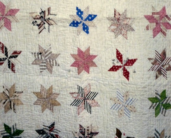 Free Quilt Pattern For 8 Point Star : eight pointed star quilt pattern Free Quilt Patterns