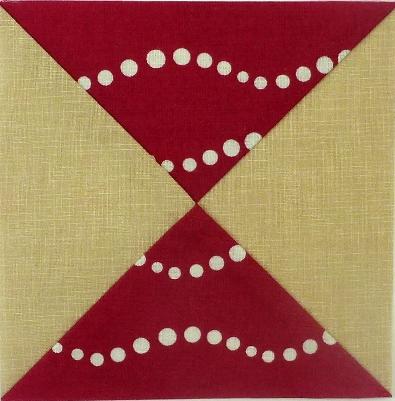 Hourglass Quilt Block Free Quilt Patterns