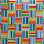split rail fence quilt pattern