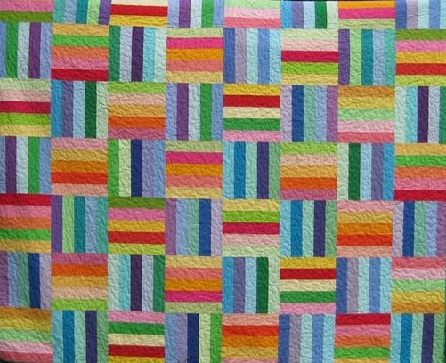 Rail Fence Quilt Pattern Free Quilt Patterns