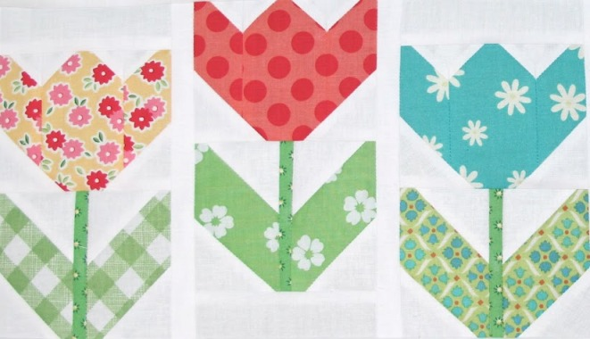 Tulip Quilt Pattern Free Quilt Patterns
