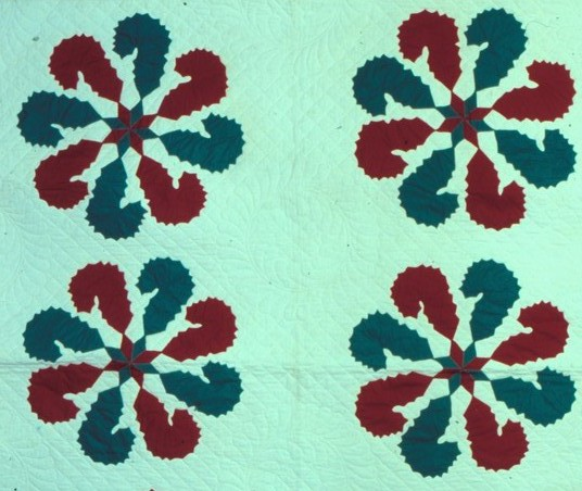 Feather Quilt Free Quilt Patterns