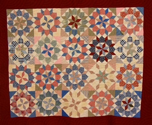 Rolling Star Quilt Free Quilt Patterns