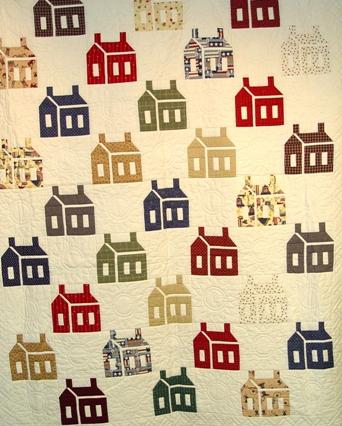 schoolhouse quilt Free Quilt Patterns