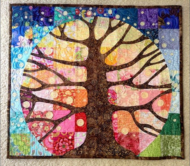 Tree Of Life Quilt Free Quilt Patterns