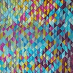 half-square triangle quilt patterns