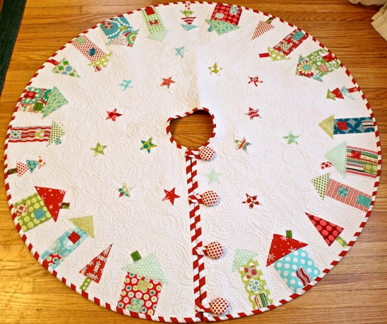 christmas tree skirt quilt patterns free quilt patterns
