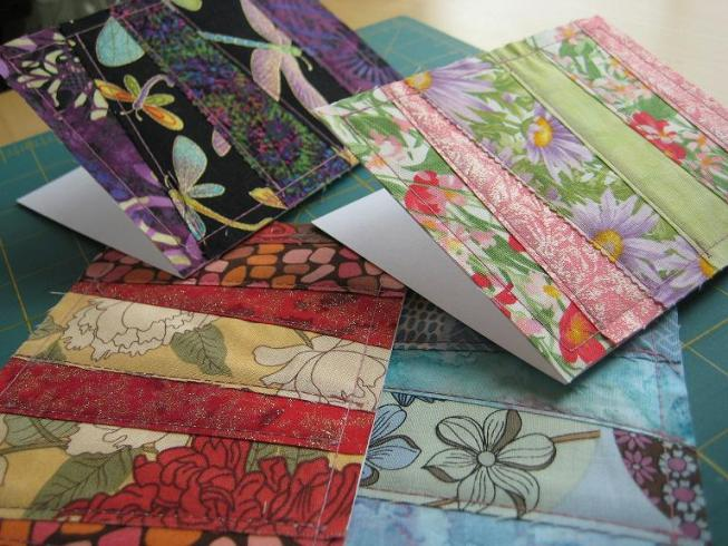 6 Fun Quilted Christmas Cards Free Quilt Patterns