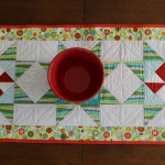 5 easy christmas quilted table toppers