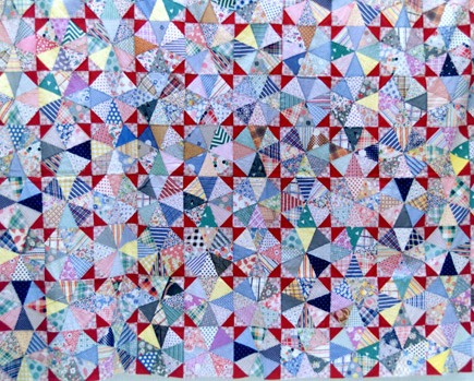 Kaleidoscope Quilt Free Quilt Patterns