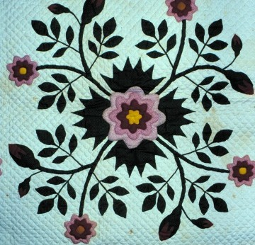Rose of Sharon quilt | Free Quilt Patterns